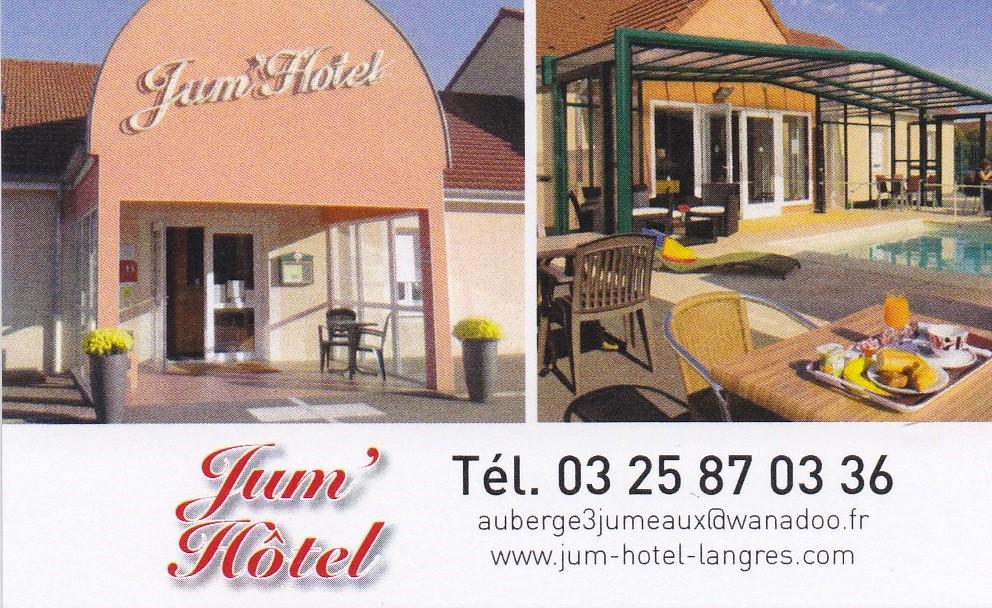Le Jum'Hôtel